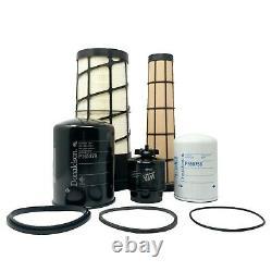 CFKIT Service Filter Kit for John-Deere 5045E 5055E 5065E 5075E with T2 & IT4 Eng