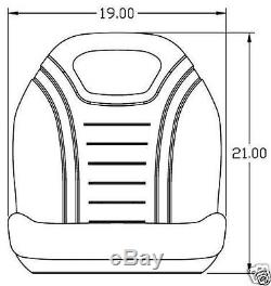 Camo Seat Jd John Deere 425,445,455,4100,4110,4115, Garden, Compact Tractors #ds
