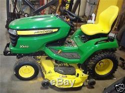 Camo Seat John Deere X300, X300r, X320, X340, X360, X500, X520, X530 Garden Tractor #fq
