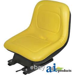 Compatible With John Deere SEAT With SUSPENSION AM131801 355D, 345 (SN 70001-), 335