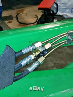 Curl Lockout Valve for John Deere 40 loader on 425 445 455 Tractors