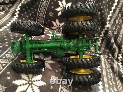 Custom John Deere 4455 Ertl Precision Elite Front Wheel Drive Toy Tractor 1/16
