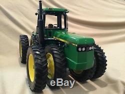 Custom John Deere 8650 4 wheel drive tractor 1/16 scale 2of 2 high detail, Ertl