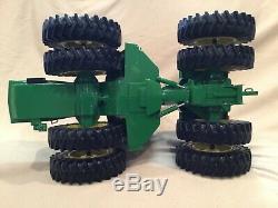 Custom John Deere 8970 4 Wheel Drive Tractor Toy Model 1 of 2 made. 1/16 Ertl