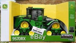 ERTL 116 John Deere 9570RX 100 YEARS 2018 PRESTIGE COLLECTION Tractor NIB