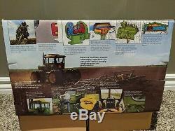 ERTL 1/16 John Deere 7020 4WD Tractor Precision Key Series #7 RARE MINT NIB