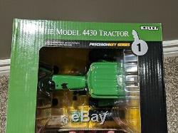 ERTL 1/16 John Deere Precision 4430 Precision #1 Key Series Tractor NIB MINT