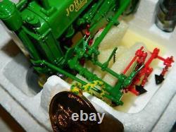 ERTL 1/16 Precision Classics #2 John Deere A Tractor with290 Cultivator #5633 NIB