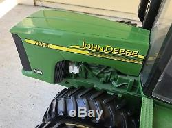 ERTL JOHN DEERE R/C REMOTE CONTROL TRACTOR 9520 HUGE 26 LONG WithSOUND & LIGHTS