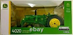 ERTL John Deere 4020 with loader PRESTIGE COLLECTION 1/16 scale (LP71706)