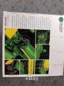 ERTL John Deere 730 diesel-Precision Classics # 13- TRACTOR 116 NIB