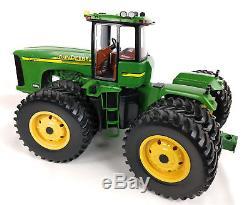 ERTL John Deere 9420 RC Tractor Control HUGE 9.6v 49mhz READ ENTIRE DESCRIPTION