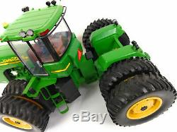 ERTL John Deere 9620 RC Tractor Control HUGE 9.6v 27mhz FULLY TESTED WORKS