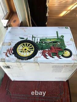 ERTL John Deere Precision Classics Model A Tractor With 290 Cultivator 1991