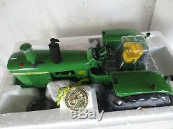 ERTL PRECISION 1/16 JOHN DEERE 5020 FARM TOY TRACTOR 40th ANNIVERSARY RARE NEW