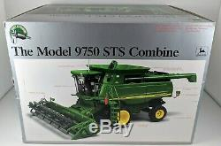 ERTL Series II Precision John Deere 9750 STS Combine 132 New