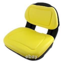 E-AM136044 Seat for John Deere X Series Lawn Tractors X300, X580, X570, X320 +++