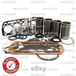 Engine Overhaul Kit Fits John Deere 1640 1840 2040 2130 2250 2450 2040s Tractors