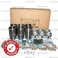 Engine Overhaul Kit Fits John Deere 3040 3050 3140 3350 3640 Tractors