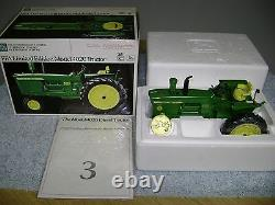 Ertl 1/16 John Deere 4020 Precision Limited Edition Ffa Tractor