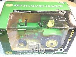 Ertl 1/16 John Deere 4020 Standard Precision Key Series #6 Tractor