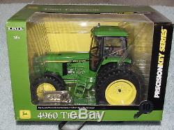 Ertl 1/16 John Deere 4960 Fwa Precision Key Series #10 Tractor Nib