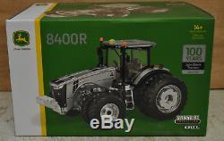 Ertl / Britains 1/32 USA John Deere 8400r Tractor, 100 Year, Dual Wheels, Mib