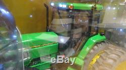 Ertl JOHN DEERE Precision Elite 7800 Tractor withLights GREEN 116 Die-Cast Metal