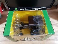 Ertl John Deere 4520 Diesel Tractor with Duals Gun Metal Finish 116