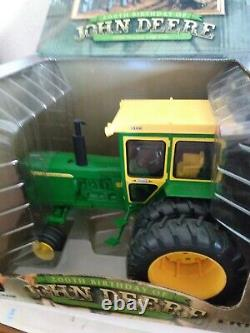 Ertl John Deere 4520 Tractor 200th Birthday 1/16 #15646A 2nd in Series ca 2004