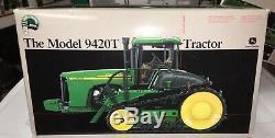 Ertl John Deere Model 9420t Precision Series II #2 Tractor 1/32