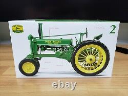 Ertl John Deere Model BWH-40 Unstyled Tractor Collectors Center Diecast 116