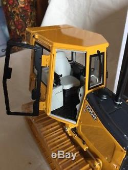 Ertl Precision Construction 116 John Deere Model 650H Crawler Dozer Tractor