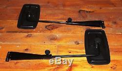 Extension Mirror Kit for John Deere tractors 7220, 7230, 7320, 7330, 7400, 7420