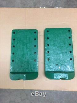 Fender Brckets For John Deere 530, 630, and 730 Tractors