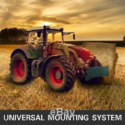 For John Deere Tractor Loader Quick Tach Weld On Mounting Plate Vevor