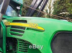 Forestry Tractor/John Deere/Forwarder