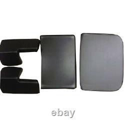 Four (4) Piece Seat Cushion Set Fits John Deere Tractor 350 350B 450 450B