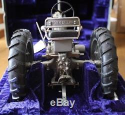 Franklin Mint John Deere Model B Tractor (110) Fine Pewter Limited Edition