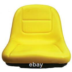 GY20496 Seat Fits John Deere Lawn Mower G110 L100 L105 L110 L118 L120 L130 L135