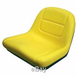 GY20496 Seat for John Deere Lawn Mower G110 L100 L105 L110 L118 L120 L130 L135