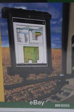 Genuine John Deere Tablet Holder BRE10255 Tractor Combine Agriculture Farming