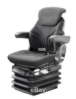 Grammer Tractor Seat Fendt Deutz Case John Deere Msg 95G/721 Material