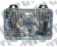 Headlights for john deere 6020 series tractors (pair) 6220 6420 6820 6920