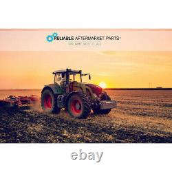 High Back Black Seat Fits John Deere 650 750 850 950 & 1050 Compact Tractor