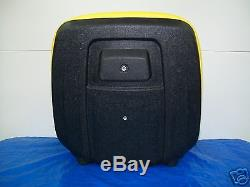 High Back Yellow Seats Fits Jd John Deere 2210 Compact Tractors Lva12751 #mq