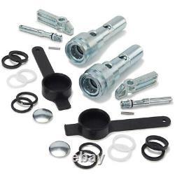 Hydraulic Coupler Conversion Kit Fits John Deere 4230 4240 4020 4000 4430 3020