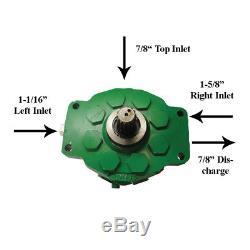 Hydraulic Pump For John Deere Tractor AR94660 3010,3020,4000,4010,4020,4040