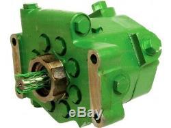 Hydraulikpumpe (8 Kolben) Passend John Deere 1020 1120 2020 2120 3020 Tractors