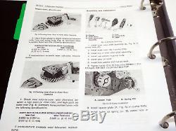 JD John Deere 850, 900HC, 950,1050 Tractor Technical Repair Shop Service Manual